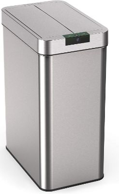 hOmeLabs 21 Gallon Automatic Trash Can for Kitchen