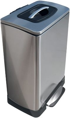 Household Essentials Trash Krusher Manual Trash Compactor