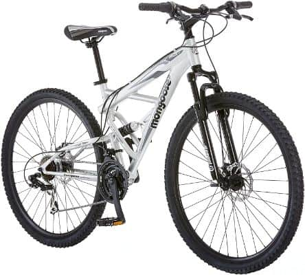 Mongoose Impasse Mins Mountain Bike, 18-inch Frame, 29-inch Wheels with Disc Brakes