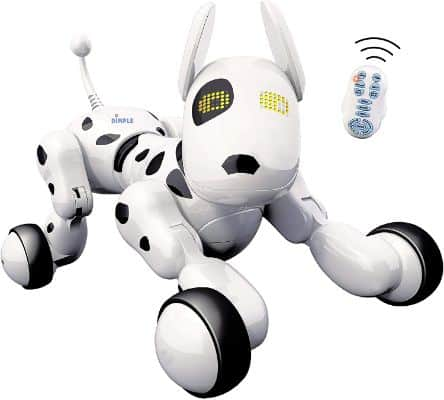 Pet Robot Dog With Remote Control
