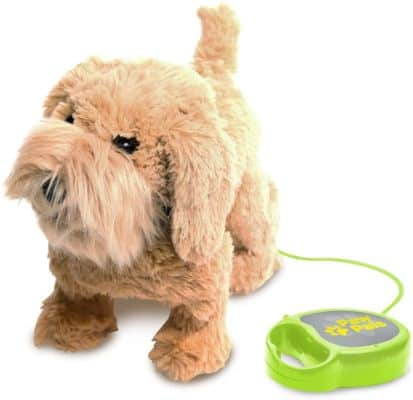 Walking & Barking Dog With Remote Control