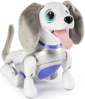 Voice Recognition Robotic Dog With Realistic Motion