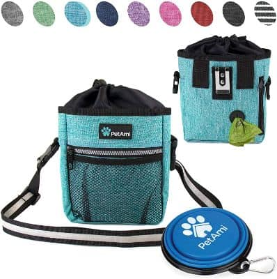 Dog Training Pouch With Shoulder Strap