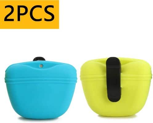BPA-Free Portable Treat Pouch Pack