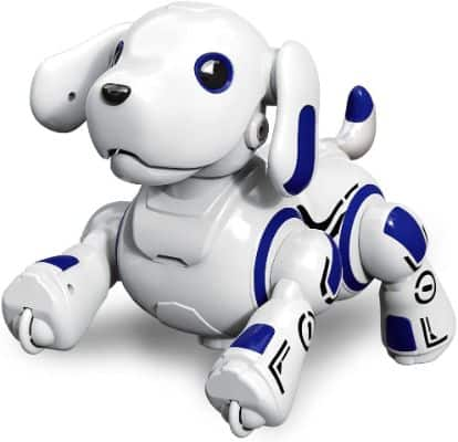 Interactive Robot Puppy