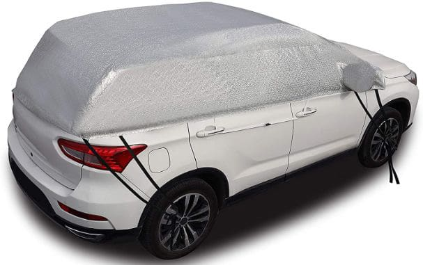 All Weather Half Car Top Cover