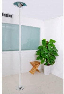 Portable Dance & Fitness Pole For Home Use